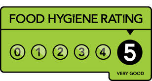 food hygiene 5 star